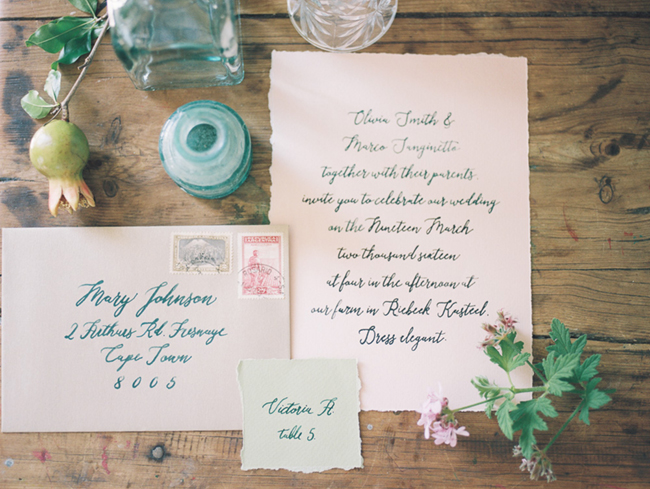Calligraphy stationery_02